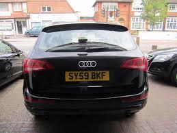 Audi Q5 60 Plate - audi q5 estate 2 0t fsi quattro se 5d s tronic for sale parkers