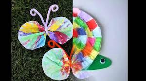 easy diy spring crafts for kids youtube
