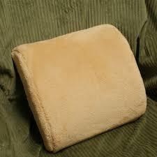 Foam For Sofa Cushions by Aliexpress Com Buy Lamb Memory Foam Seat Lumbar Sofa Cushion