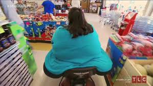 600 lb life dottie perkins now pizza addiction left 45 stone woman with hips too wide to fit