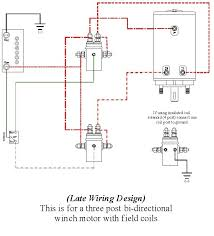 wiring diagram for a winch wiring diy wiring diagrams manual and