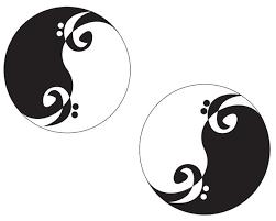 bass clef ying yang by fonecordbandit56 on deviantart