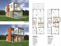 shipping container home floor plans structure minimalist andrea