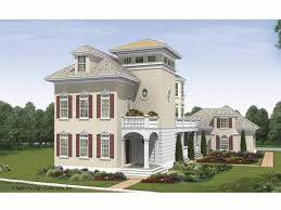 three story houses eplans cottage house plan third floor for 4491