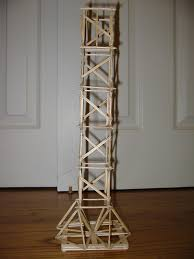 making earthquake proof tower