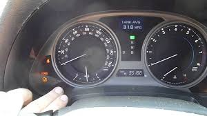 lexus vsc light reset oil change light reset lexus is250 is350 youtube