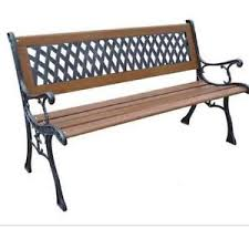 Outdoor Benches Sale Park Bench Ebay