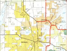 Illinois District Map by Mchenry Township Home
