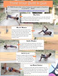 keep it moving fitness glutes workouts that you can do at home