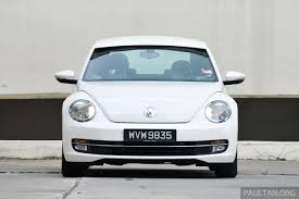 volkswagen beetle u2013 further info on malaysian recall