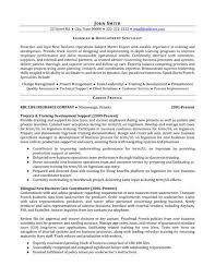 personnel specialist sample resume click here to download this learning and development specialist