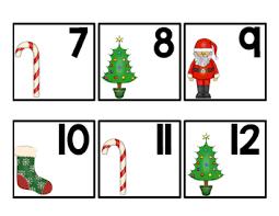 christmas calendar cards by first grade fanatics tpt