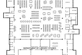 19 library floor plan design floor plans eps library university