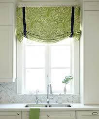Kitchen Curtain Design Ideas by Best 25 Green Kitchen Curtains Ideas On Pinterest Teal Kitchen