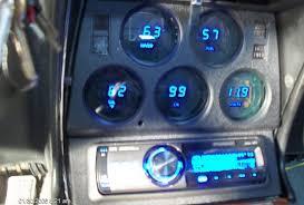 custom c3 corvette dash c3 corvette forum nordskog digital gauges