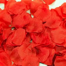 Where Can I Buy Rose Petals 1000 5000pcs Various Colors Silk Flower Rose Petals Wedding Party
