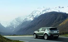range rover wallpaper 2015 land rover discovery sport motion rear angle wallpapers