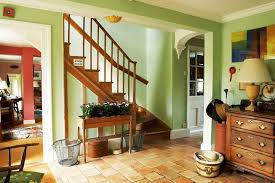 green hallway hallway paint colour schemes houseandgarden co uk
