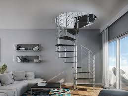 rintal lamina custom spiral stairway