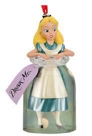disney store tiny in drink me bottle sketchbook