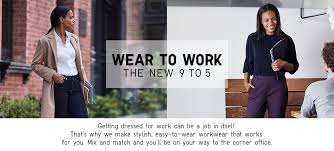 work attire the uniqlo 2017 workwear collection uniqlo us
