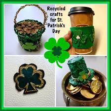 make it easy crafts st patrick u0027s day quick and easy craft roundup