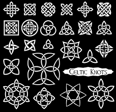 Christmas Tree Decorations And Their Meanings by Celtic Knots And Their Meaning Bigstock Celtic Knots Isolated On