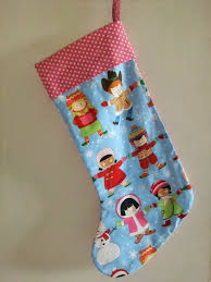 sew scrumptious christmas stocking tutorial and pattern