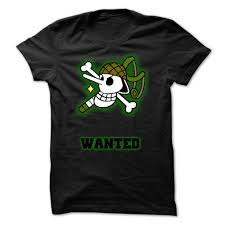 One Piece Flags Flag One Piece T Shirt