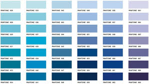 blue swatches pantone colour swatches blue blue pinterest pantone color