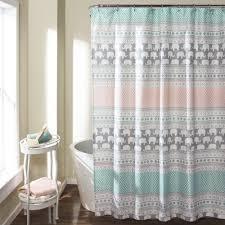 hati elephants shower curtain lush decor www lushdecor com