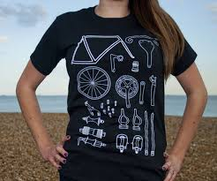 themed t shirts 20 t shirts for who are bonkers for bikes t