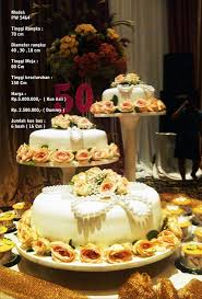 wedding cake harga wedding cake 3 tiers by pelangi cake bridestory