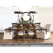 trestle table kitchen island rachael ray furniture collection ray furniture trestle table upstate