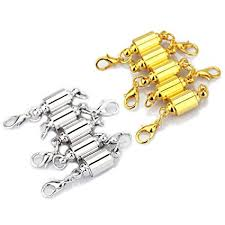 jewellery necklace clasps images Lollibeads tm barrel style magnetic jewelry clasps jpg