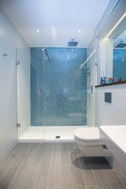 Shower Floor Mosaic Tiles by Top 25 Best Blue Mosaic Tile Ideas On Pinterest Mosaic Tile