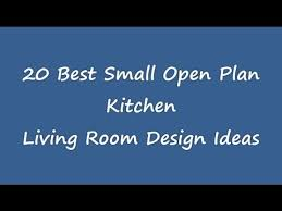 small kitchen living room design ideas neutral open plan kitchen living room interior design ideas open