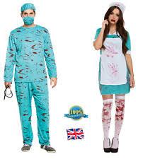 zombie nurse costume ebay