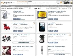 gift registry ideas wedding create fantastic wish lists with online gift registries techlicious