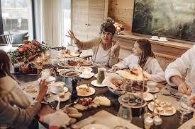 cuisine regionale breakfast in your chalet