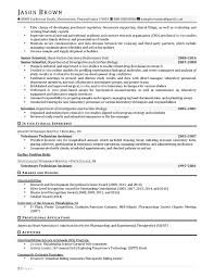 Veterinarian Resume Examples Science And Research Resume Examples
