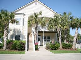 pineapple palms 1 family owned vacation rentals at north myrtle