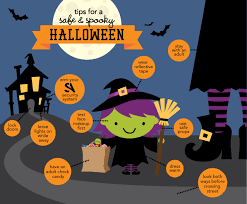 five tips to make your halloween safe