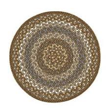 Round Bathroom Rugs Red Beige Braided Round Bath Rug Round Bath Rugs Pinterest