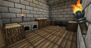 any ideas of how to spruce up my castle kitchen minecraft