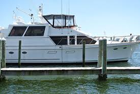grand banks boats for sale yachtworld 1989 ocean alexander 48 flush deck power boat for sale www