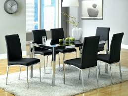 modern dining room set black dining room table set modern dining room table set wonderful