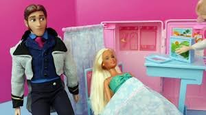 barbie pregnant elsa doctor disney frozen hans barbie baby