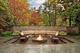 Brick Fire Pits by Attractive And Easy To Make Fire Pit Designs Ideas