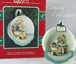 317 best enesco mouse ornaments images on pinterest mice